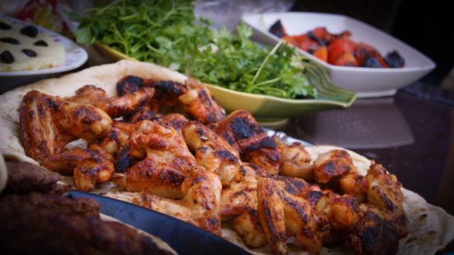 Grilled Kickin' Chicken Recipe