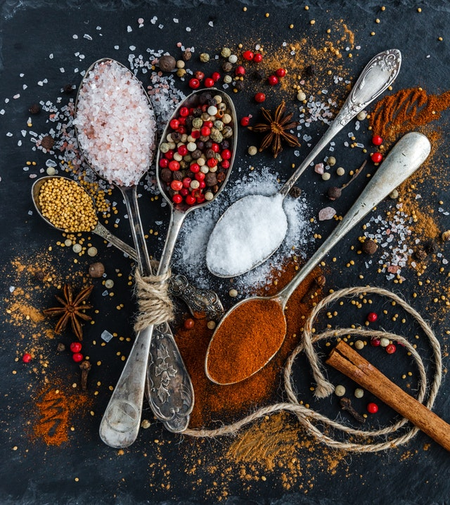 A Short History of Spices