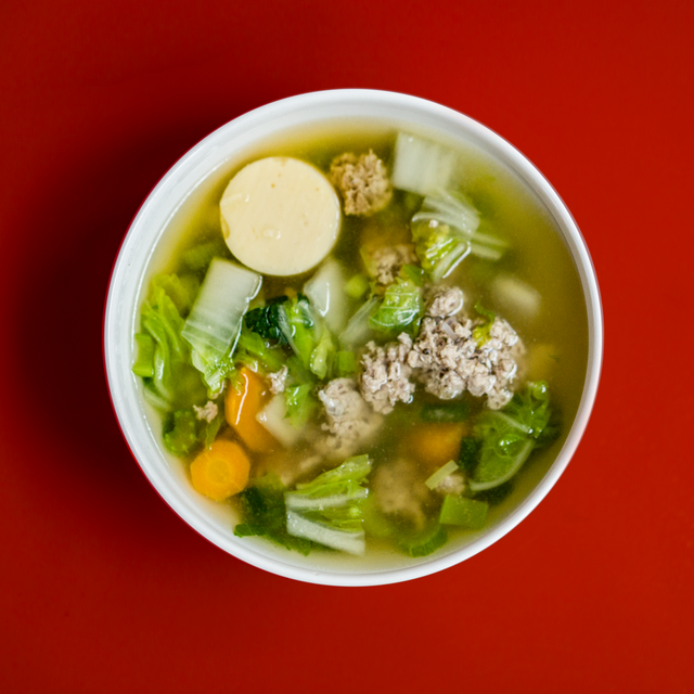 Recipe for Home-Style Chicken Noodle Soup